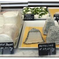 De Lousbergmarkt in Gent
