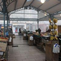 Lijst overdekte markten en hallen in Frankrijk