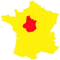 De nieuwe regio's van Frankrijk