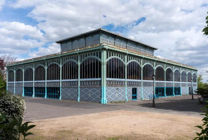 Pavillon Baltard, Nogent-sur-Marne, mai 2013