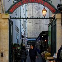 De hipste overdekte markt van Parijs: Marché Des Enfants Rouges